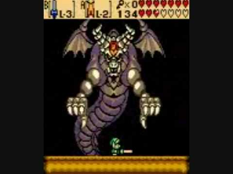 The Legend of Zelda----Every Final Boss from the Series