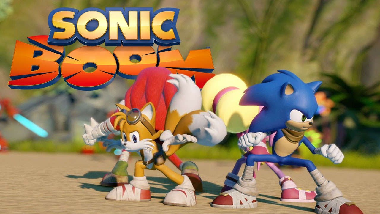 Sonic Boom (SOUNDTRACK OFICIAL) (MUSIC BY CRUSH 40) - YouTube