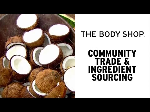 Sourcing our Community Trade Coconut Oil - The Body Shop