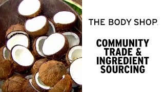 Coconut Oil: The Body Shop - Beauty With Heart In Action