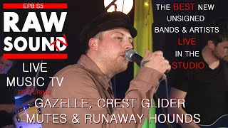 LIVE MUSIC TV Best Unsigned Bands & Artists EP8 S5 RawSound TV