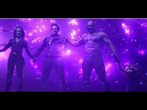 Les Gardiens de la Galaxie - Nous sommes les Gardiens de la galaxie ! Combat final