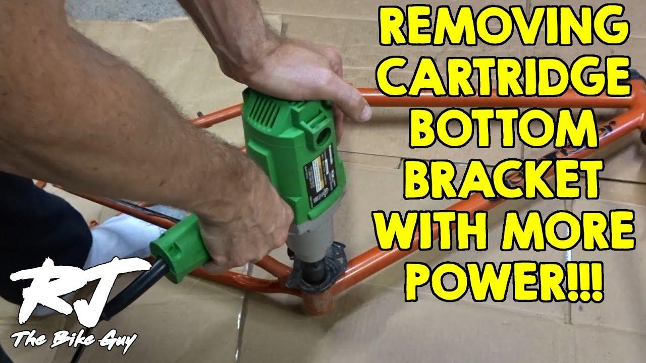Handy man has the right tool bb