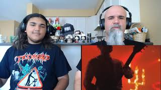 Watain - Malfeitor (Patreon Request) [Reaction/Review]