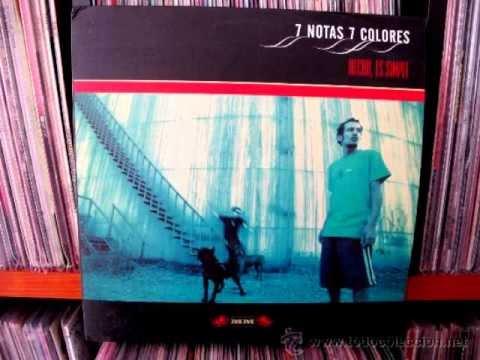 7 Notas 7 Colores - Buah ! Remix