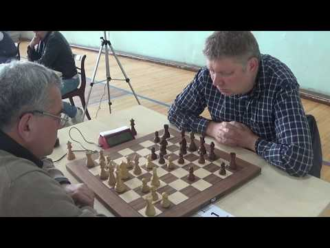 Shirov refuses to play French defense passively,  Rapid chess