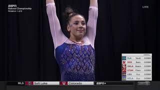 Gambar cover 2018 NCAA Women's Gymnastics Championships - Super Six Final