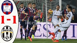 Crotone vs Juventus 1 - 1 - All Gоals & Extеndеd Hіghlіghts - 2020