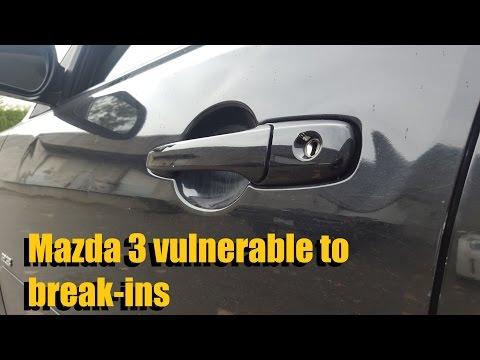 Mazda 3 Easy To Break In To (2003-2006 Est.) | AnthonyJ350