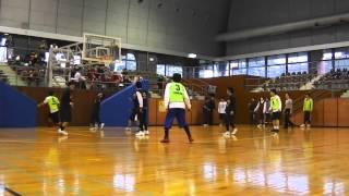バスケット【後半戦】真・蓮見会 vs PILGRIM FATHERS