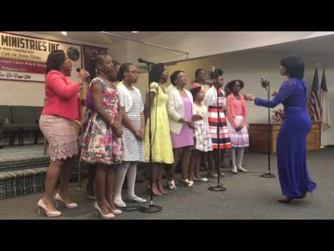 Now Behold The Lamb - Kirk Franklyn covered RMI Choir