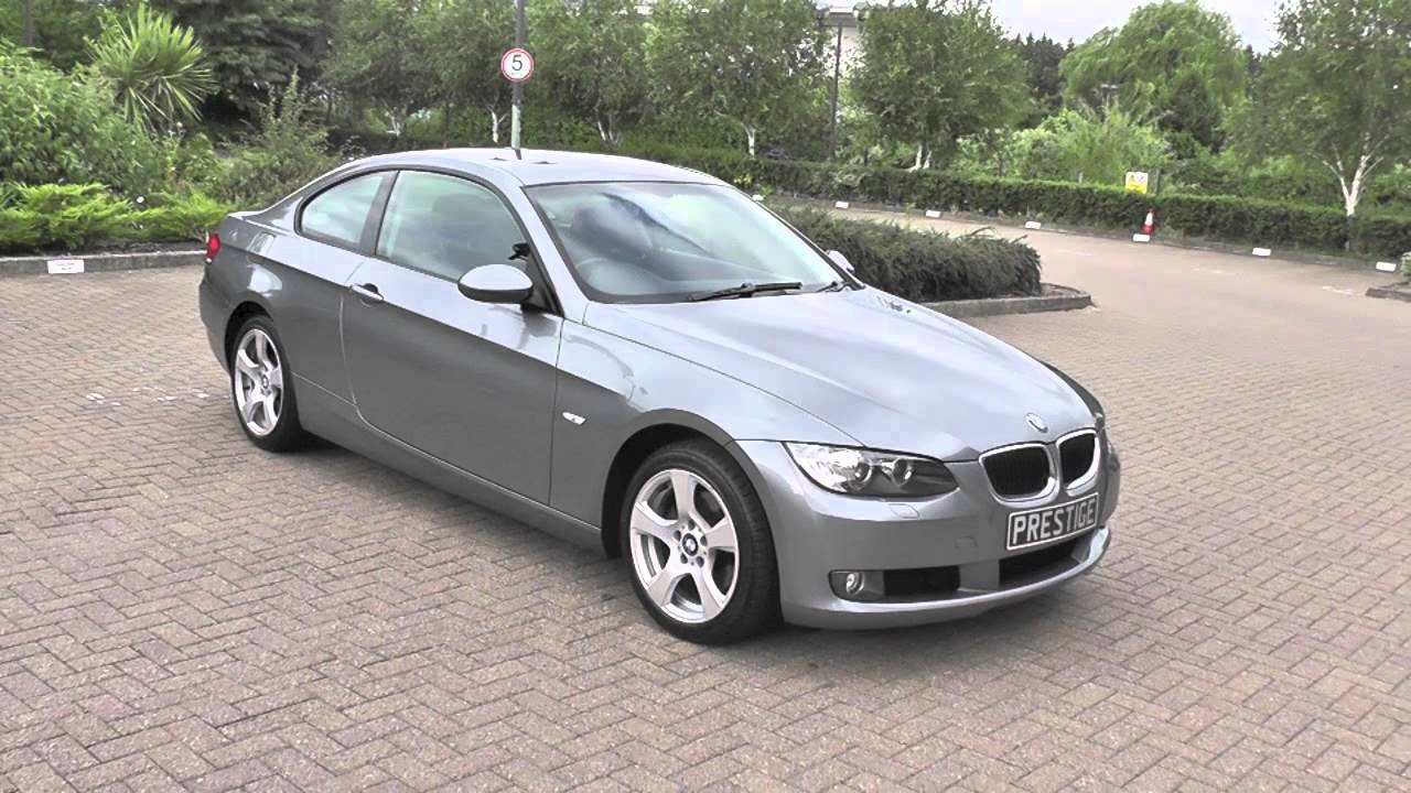 bmw 320d se coupe 2007 youtube. Black Bedroom Furniture Sets. Home Design Ideas