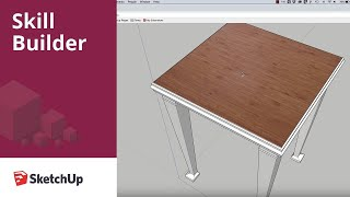 SketchUp Skill Builder: Importing and exporting in SketchUp Shop