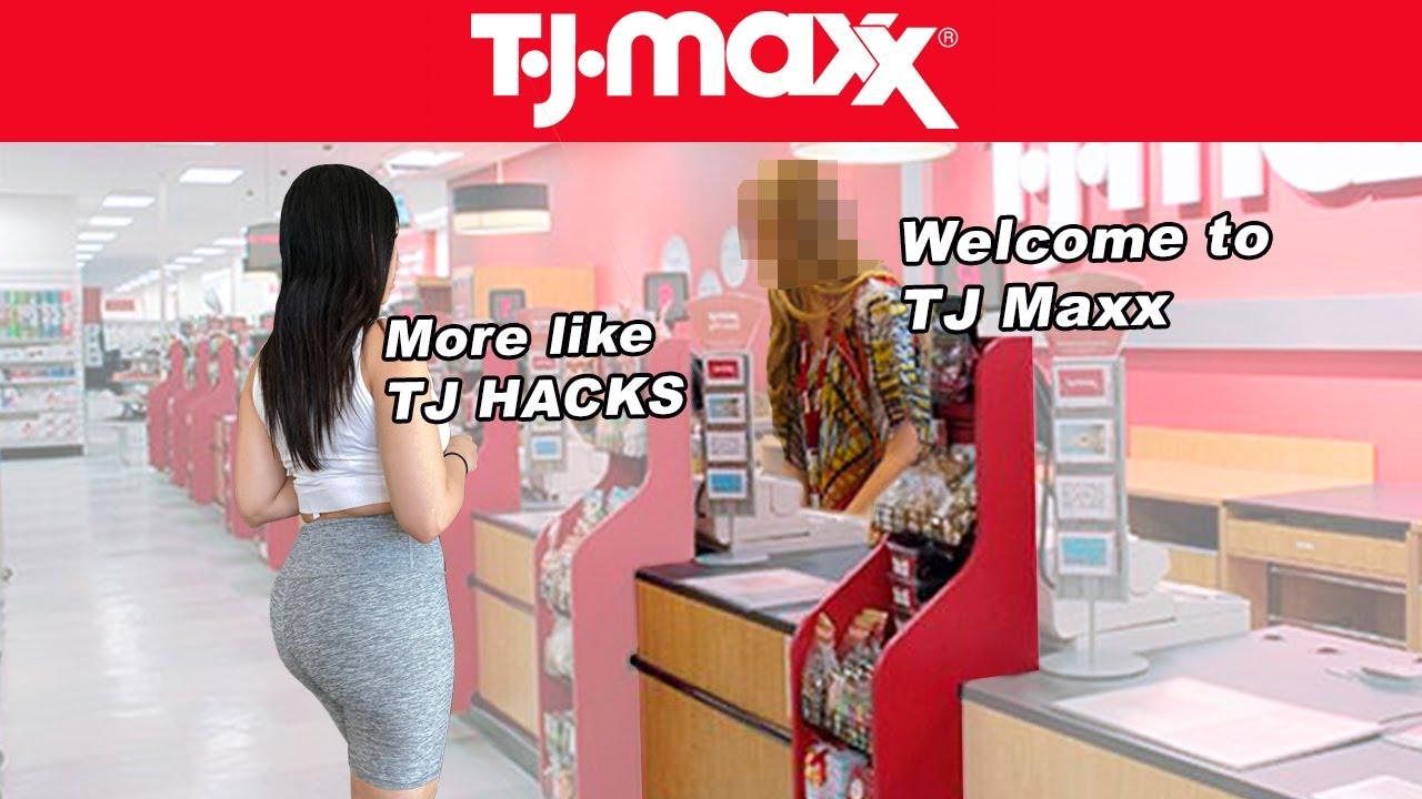 Exposing TJ MAXX Employee Hacks