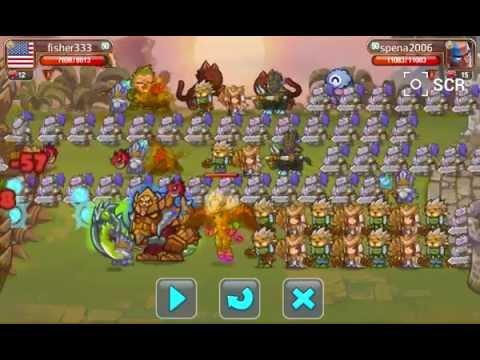 Little empire best succubus formation! (Fisher331 sucks) part 2