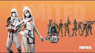 FORTNITE : SAVE THE WORLD : LIMITED EDITION REWARDS