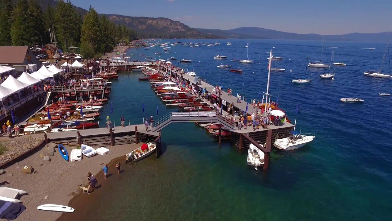 The 45th Annual The Lake Tahoe Concours Delegance