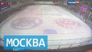 8-летний мальчик погиб от удара шайбой на хоккейной тренировке