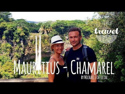 MAURITIUS Chamarel Falls & Seven colored earths 2017 / 🌴 Travel Vlog 🌴