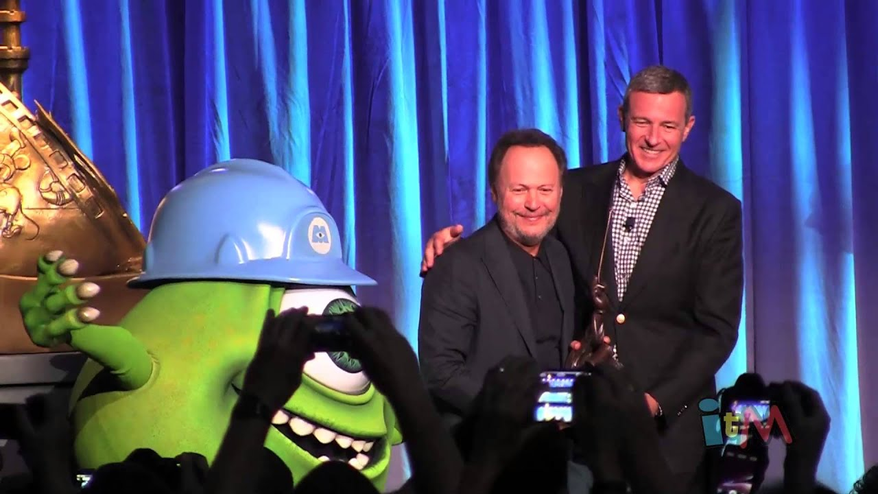 billy crystal and john goodman meet their monsters mysteries