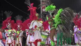 Carnaval de Concordia Comparsa Emperatriz 2019 - Show de batería - 3ª noche batería Tnt 2019