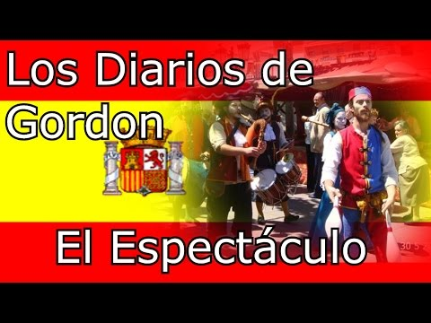 Gordon's Diaries   The Medieval Market Show     LightSpeed Spanish