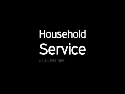 Law on Household Service