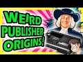 🎮 5 Incredibly Bizarre Origins of Video Game Publishers | Fact Hunt