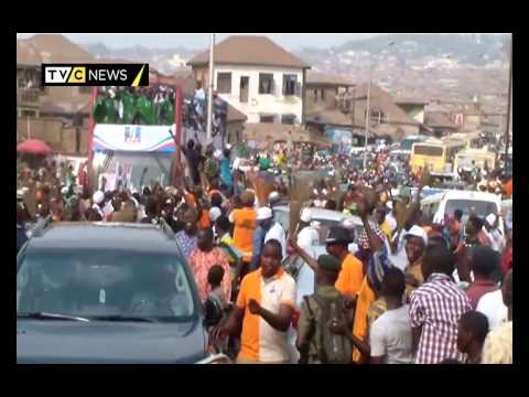 DOCUMENTARY : NIGERIA'S JOURNEY TO CHANGE | TVC NEWS