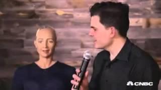 MEET SOPHIA. HANSON ROBOTIC LIKE HUMAN