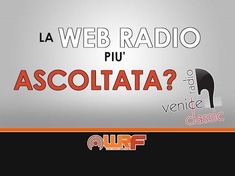 Venice Classic Radio: la Web Radio italiana più ascoltata nel mondo
