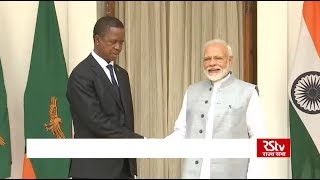 India Zambia Consolidate Bilateral Ties Sign 6 Mous