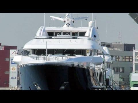 Megayacht Sycara V HD