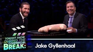 During Commercial Break: Jake Gyllenhaal
