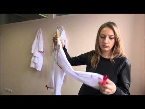Как сшить медицинский костюм выкройка