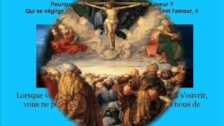 DES JOURS DE GRÂCES POUR VOUS - La Trinité -