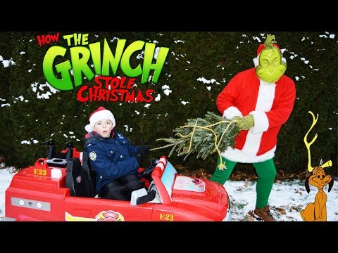 Download Youtube: Where's Our Christmas Tree Silly funny kids holiday video featuring the Grinch