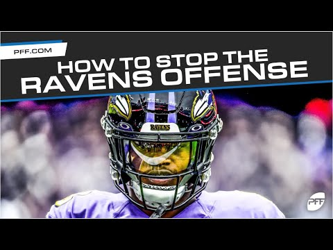 How To Stop The Ravens Offense | PFF