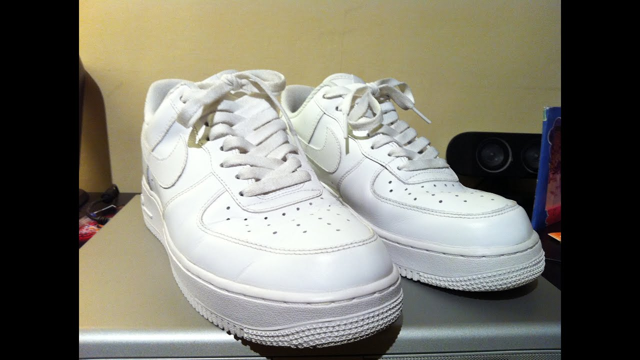 Process: SBTG for HYPEBEAST Nike Air Force 1 & Huarache