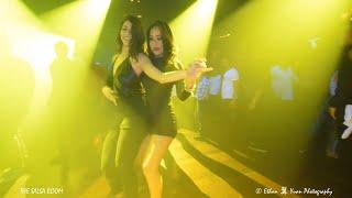 LIZ TEJEDA'S BIRTHDAY DANCE AT THE SALSA ROOM