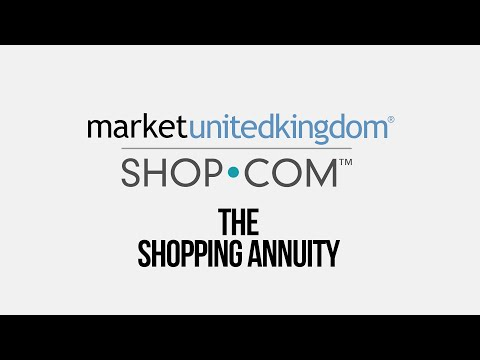 The Shopping Annuity