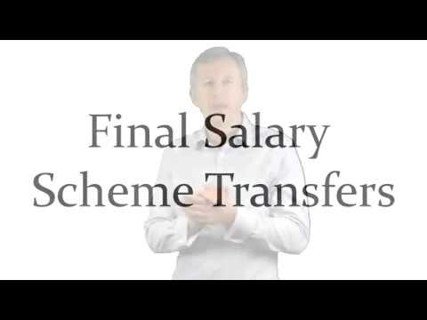 Retirment options 4th video- Final salary transfer scheme