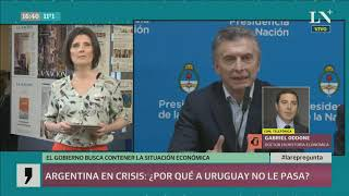 Argentina en crisis: ¿por qué a Uruguay no le pasa?