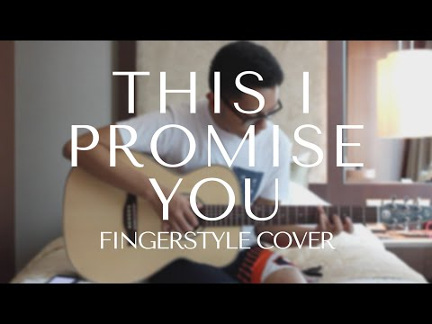 This I Promise You - NSYNC - Fingerstyle Guitar