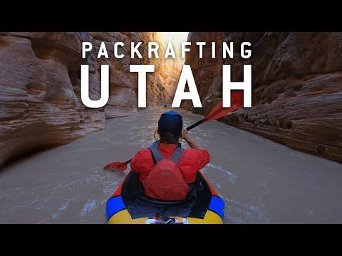 Packrafting Utah   Spring 2019