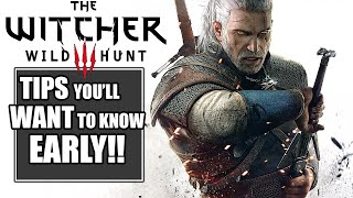 Download lagu Witcher 3 | TIPS you wish you KNOWN EARLY!! (Beginning and returning players)