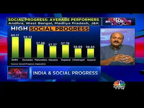 SOCIAL PROGRESS: KERALA ON TOP | India Business Hour | CNBC TV18 thumbnail