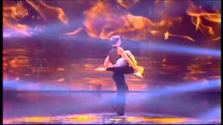 AJ & CHLOE - BRITAIN'S GOT TALENT 2013 SEMI FINAL PERFORMANCE