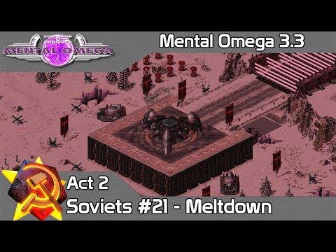 c&c-mental-omega-3.3.3---soviet-#21-meltdown-on-mental-difficulty