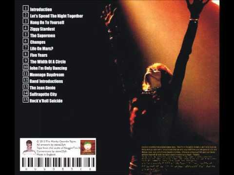 David Bowie - Manchester 1972-12-28